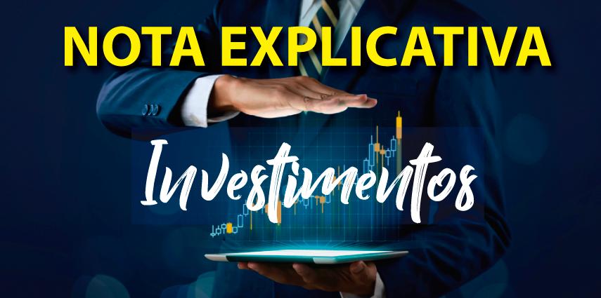 nota explicativa investimentos 001-2020